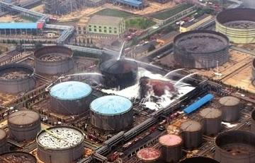 杭州在建罐体爆裂
