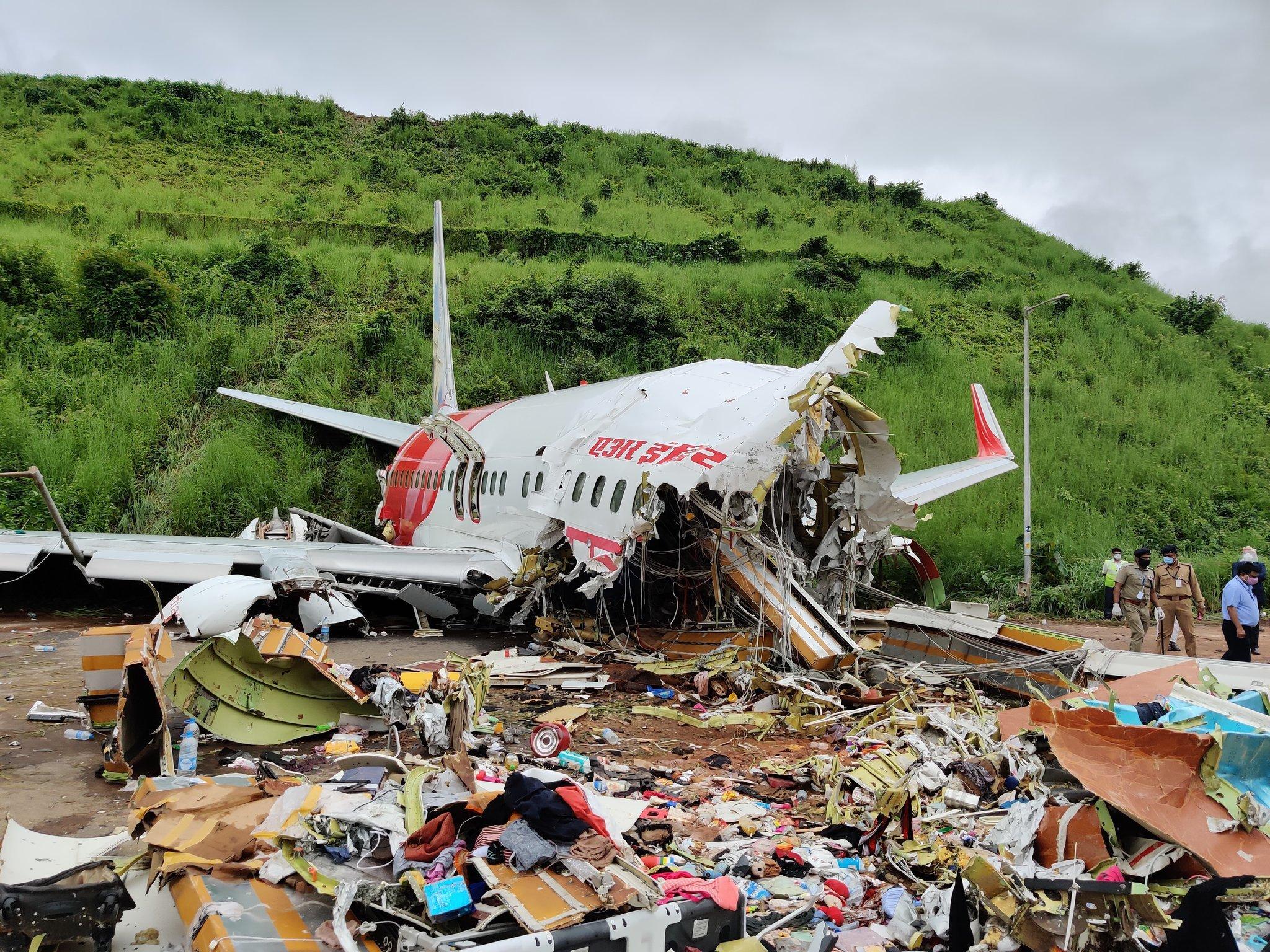 印度客机空难的救援人员中已有22人确诊感染新冠肺炎 地方高官宣布自我隔离