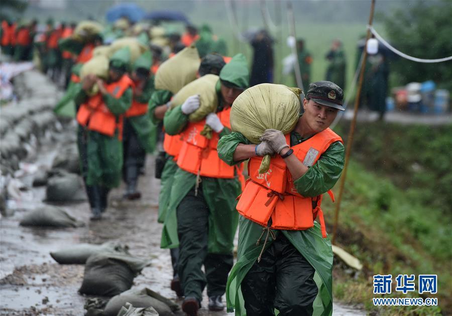 (在习近平新时代中国特色社会主义思想指引下——新时代新作为新篇章·习近平总书记关切事·图文互动)(5)一切为了人民——写在全国登录救灾取得阶段性重大胜利之时