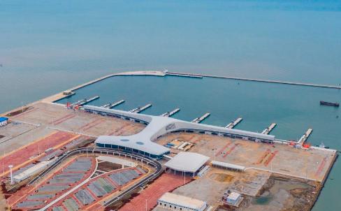 湛江徐闻港计划9月26日正式开港 项目已顺利通过竣工验收