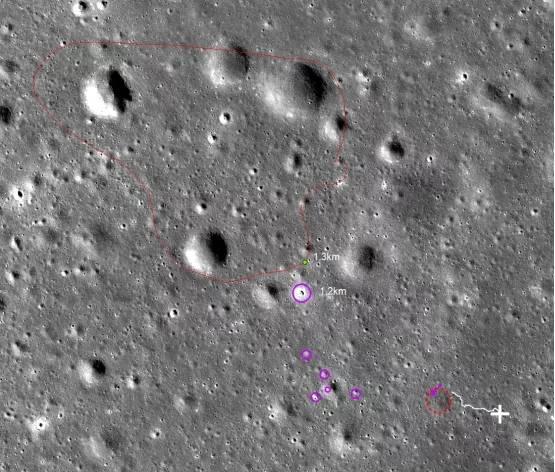 嫦娥四号完成第23月昼工作,测得月表辐射情况