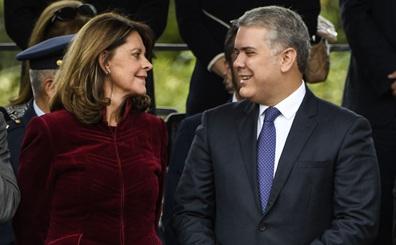 哥伦比亚副总统新冠病毒检测结果呈阳性